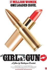 A Girl and a Gun - Poster / Capa / Cartaz - Oficial 1