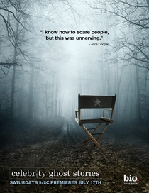 Famosos e Fantasmas - Poster / Capa / Cartaz - Oficial 1