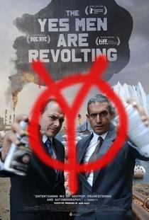 Os Yes Men em Revolta - Poster / Capa / Cartaz - Oficial 1