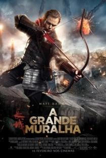 A Grande Muralha - Poster / Capa / Cartaz - Oficial 18