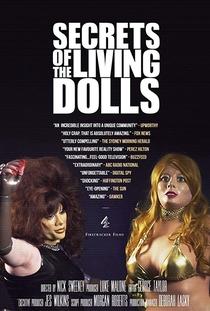 Secrets of The Living Dolls - Poster / Capa / Cartaz - Oficial 2