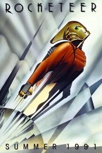 Rocketeer - Poster / Capa / Cartaz - Oficial 4