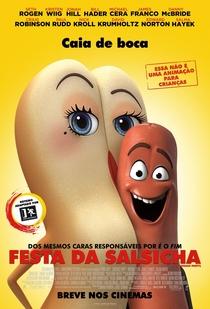 Festa da Salsicha - Poster / Capa / Cartaz - Oficial 1