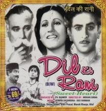 Dil-Ki-Rani - Poster / Capa / Cartaz - Oficial 1