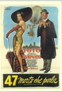 47 Mortos Falam - Poster / Capa / Cartaz - Oficial 1