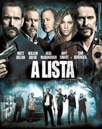 A Lista - Poster / Capa / Cartaz - Oficial 2