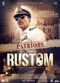 Rustom - Poster / Capa / Cartaz - Oficial 4