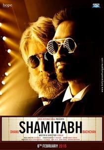 Shamitabh - Poster / Capa / Cartaz - Oficial 1