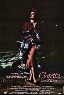 Claretta - Poster / Capa / Cartaz - Oficial 1