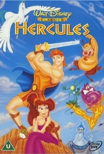 Hércules - Poster / Capa / Cartaz - Oficial 4