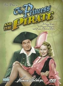A Princesa e o Pirata - Poster / Capa / Cartaz - Oficial 3