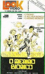 O Menino Biônico - Poster / Capa / Cartaz - Oficial 2