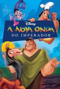 A Nova Onda do Imperador - Poster / Capa / Cartaz - Oficial 5