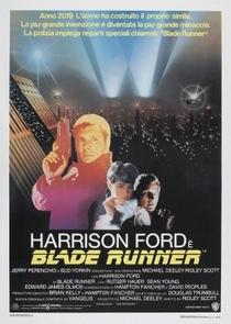 Blade Runner: O Caçador de Andróides - Poster / Capa / Cartaz - Oficial 12