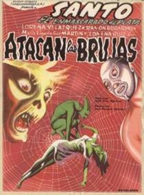 Atacan las Brujas - Poster / Capa / Cartaz - Oficial 1