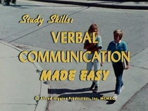 Study Skills : Verbal Communication Made Easy - Poster / Capa / Cartaz - Oficial 1