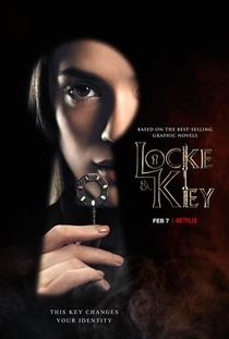 Locke & Key (1ª Temporada) - Poster / Capa / Cartaz - Oficial 4