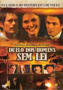 Duelo dos Homens Sem Lei - Poster / Capa / Cartaz - Oficial 1