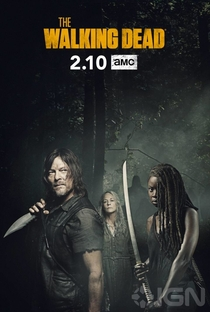 The Walking Dead (9ª Temporada) - Poster / Capa / Cartaz - Oficial 4