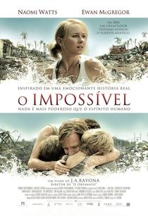 O Impossível - Poster / Capa / Cartaz - Oficial 7