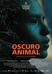 Oscuro Animal - Poster / Capa / Cartaz - Oficial 2