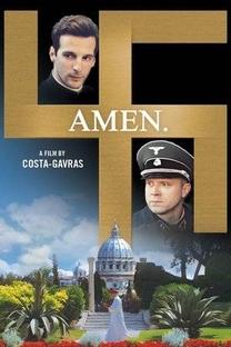 Amém - Poster / Capa / Cartaz - Oficial 3