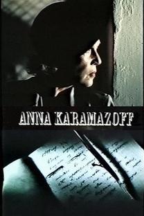 Anna Karamazoff   ( Anna Karamazova ) - Poster / Capa / Cartaz - Oficial 3