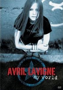 Avril Lavigne - My World - Poster / Capa / Cartaz - Oficial 1