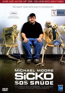 Sicko - S.O.S. Saúde - Poster / Capa / Cartaz - Oficial 3