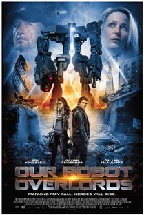 Sob o Domínio dos Robôs - Poster / Capa / Cartaz - Oficial 1