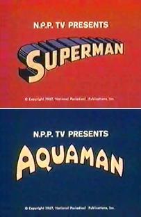 The Superman/Aquaman Hour of Adventure (1ª Temporada) - Poster / Capa / Cartaz - Oficial 1