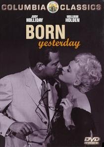 Nascida Ontem - Poster / Capa / Cartaz - Oficial 3