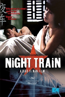 Night Train - Poster / Capa / Cartaz - Oficial 3