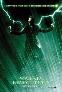 Matrix Revolutions - Poster / Capa / Cartaz - Oficial 6