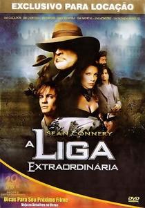 A Liga Extraordinária - Poster / Capa / Cartaz - Oficial 6