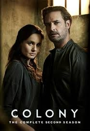 Colony (2ª Temporada) - Poster / Capa / Cartaz - Oficial 3