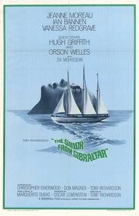 O Marinheiro de Gibraltar - Poster / Capa / Cartaz - Oficial 1