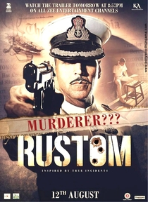 Rustom - Poster / Capa / Cartaz - Oficial 5