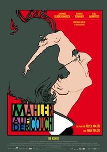 Mahler no Divã - Poster / Capa / Cartaz - Oficial 3