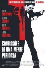 Confissões de uma Mente Perigosa - Poster / Capa / Cartaz - Oficial 2