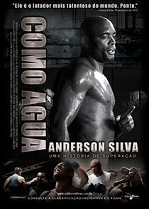 Anderson Silva - Como Água - Poster / Capa / Cartaz - Oficial 1