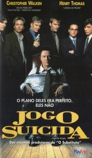 Jogo Suicida - Poster / Capa / Cartaz - Oficial 3