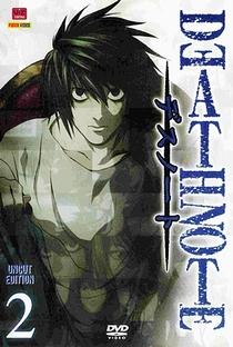 Death Note (1ª Temporada) - Poster / Capa / Cartaz - Oficial 37