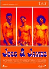 Jess & James - Poster / Capa / Cartaz - Oficial 2