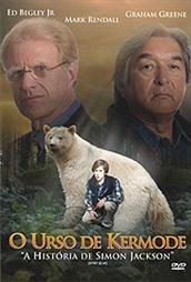 O Urso de Kermode - Poster / Capa / Cartaz - Oficial 1