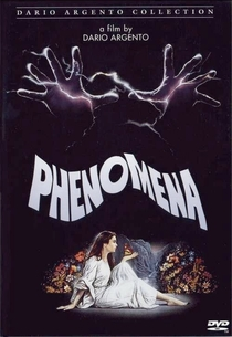 Phenomena - Poster / Capa / Cartaz - Oficial 1