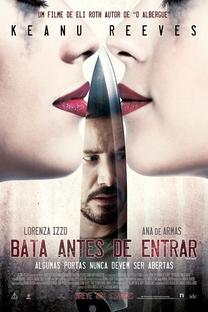Bata Antes de Entrar  - Poster / Capa / Cartaz - Oficial 2