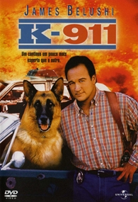 K-911: Um Policial Bom Pra Cachorro 2  - Poster / Capa / Cartaz - Oficial 1