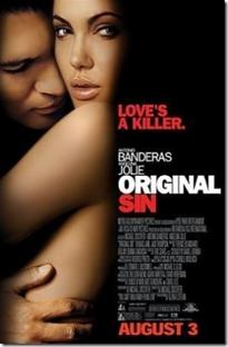 Pecado Original - Poster / Capa / Cartaz - Oficial 2