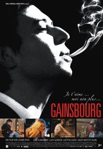 Gainsbourg - O Homem que Amava as Mulheres - Poster / Capa / Cartaz - Oficial 1